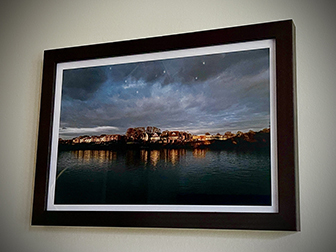 Gallery Frame Example
